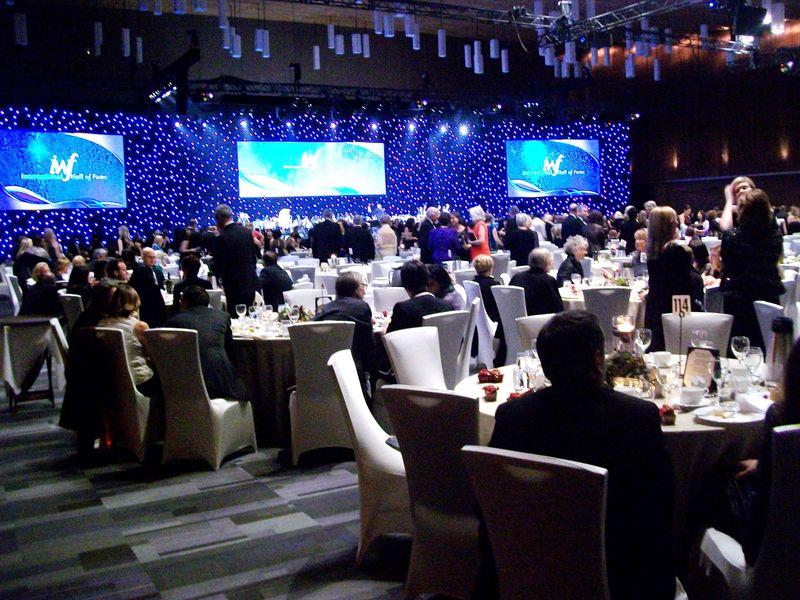 IWF Gala dinner