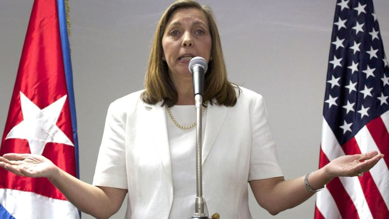 Josefina Vidal press conference Jan 2015